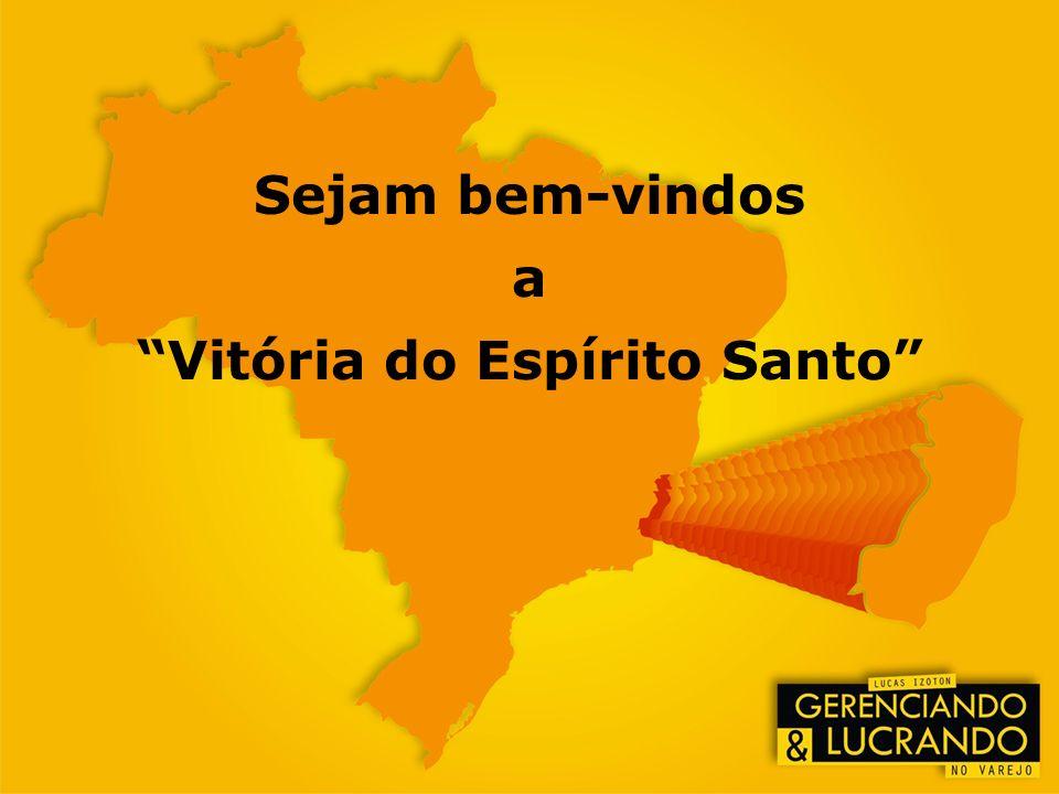 Sejam bem-vindos a Vitória do Espírito Santo
