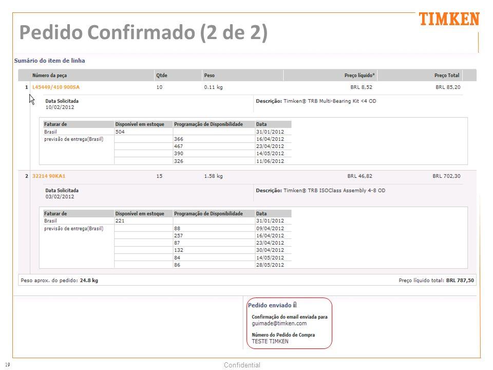 19 Confidential Pedido Confirmado (2 de 2)