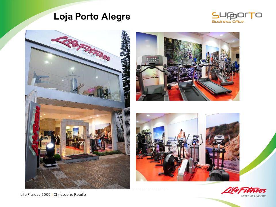 Life Fitness 2009 | Christophe Rouille Loja Porto Alegre