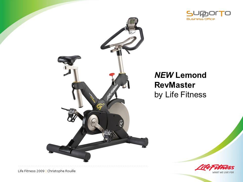 Life Fitness 2009 | Christophe Rouille NEW Lemond RevMaster by Life Fitness