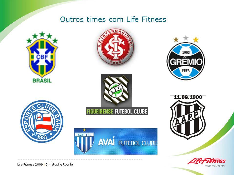 Life Fitness 2009   Christophe Rouille Loja Brasilia
