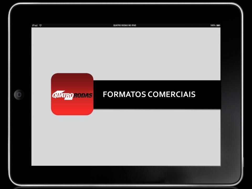 FORMATOS COMERCIAIS