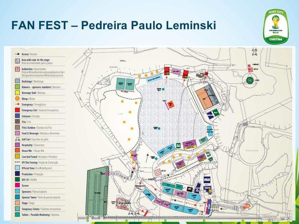 FAN FEST – Pedreira Paulo Leminski