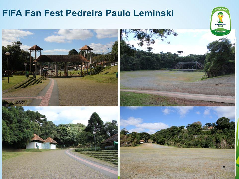 FIFA Fan Fest Pedreira Paulo Leminski