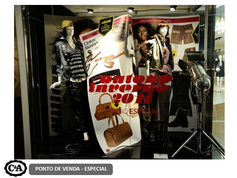 PONTO DE VENDA - ESPECIAL