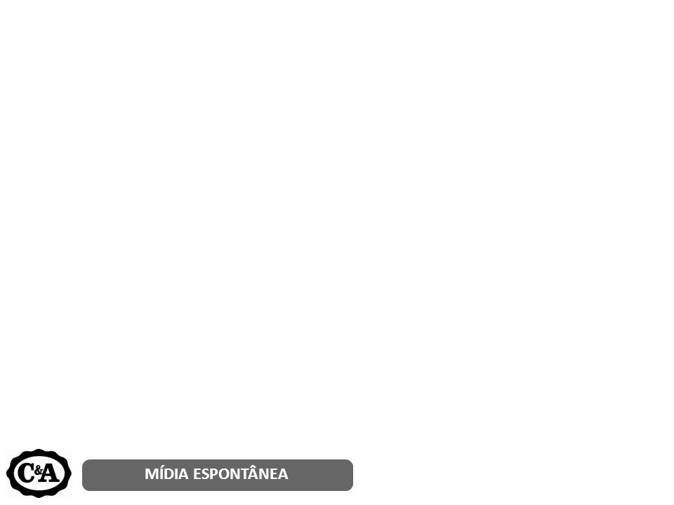 MÍDIA ESPONTÂNEA