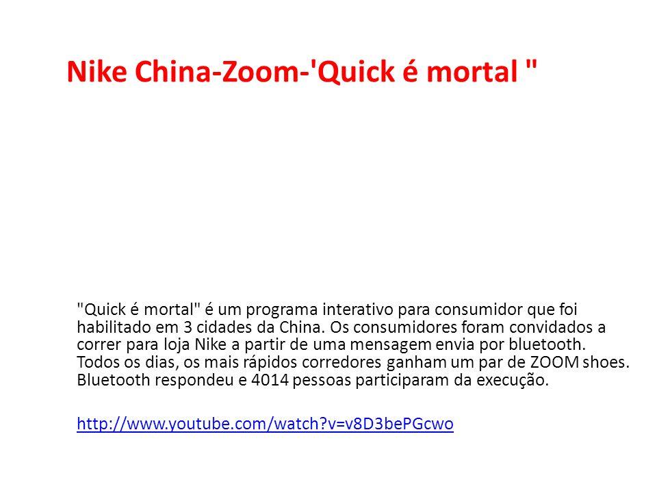 Nike China-Zoom-'Quick é mortal