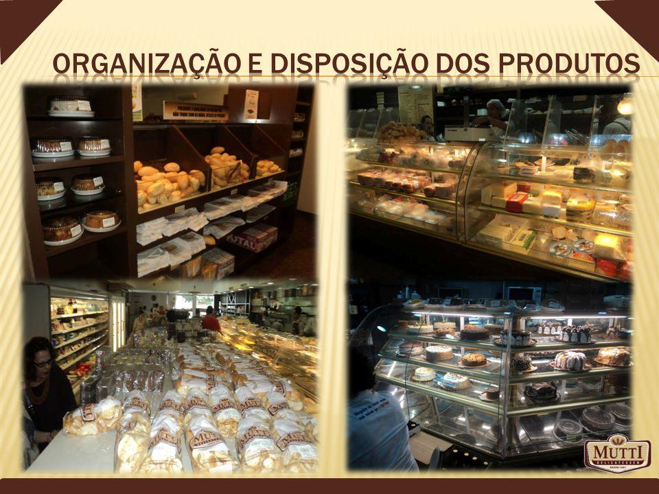Diretores Administração Geral Produção Supervisor geral Supervisor de cada setor Organização de acordo com o organograma.