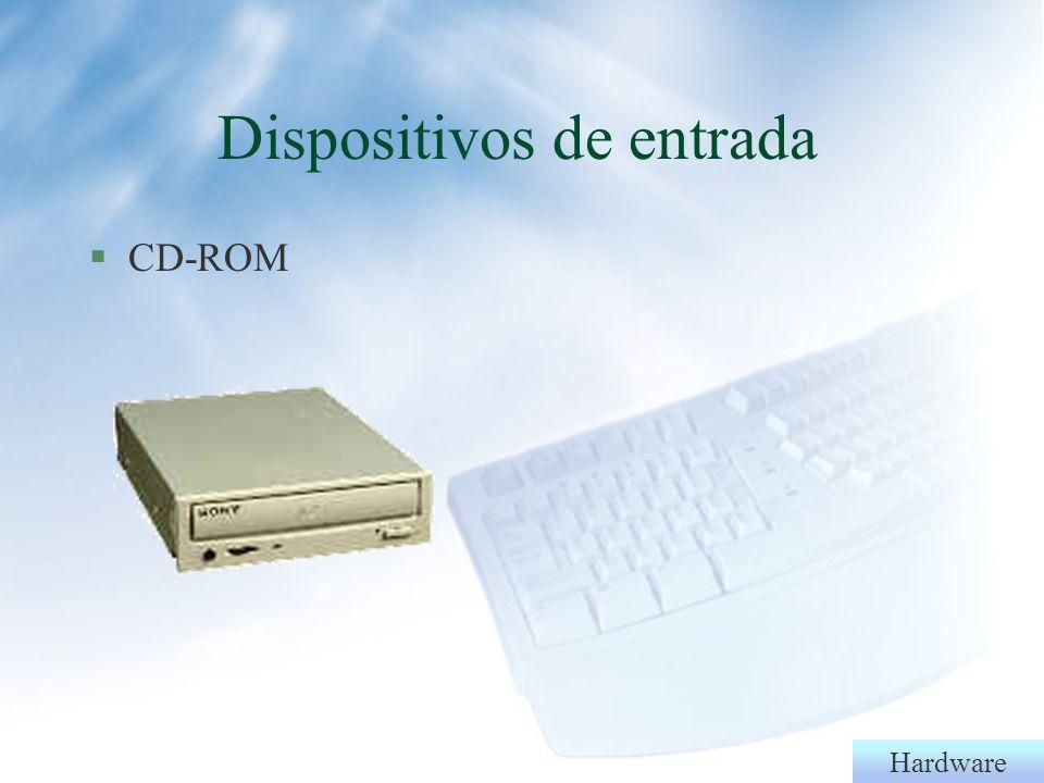 Hardware Dispositivos de entrada §Microfone§Web cam