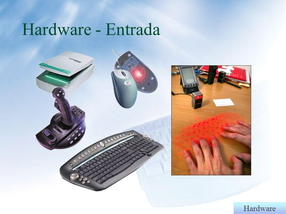 Hardware Dispositivos de entrada §CD-ROM