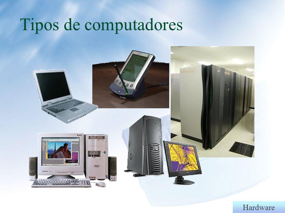 Hardware Evolução do Computador