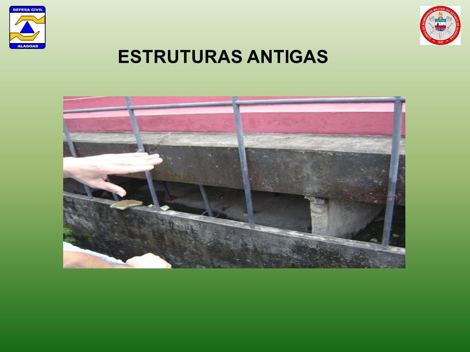 ESTRUTURAS ANTIGAS