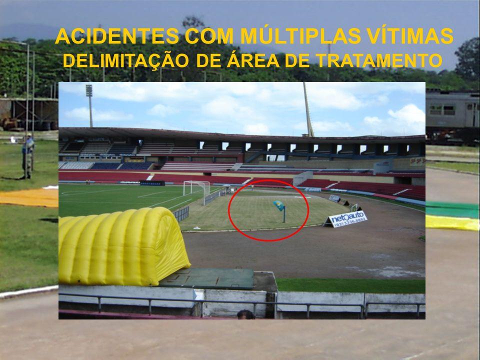 September 30, 200229 ACIDENTES COM MÚLTIPLAS VÍTIMAS DELIMITAÇÃO DE ÁREA DE TRATAMENTO