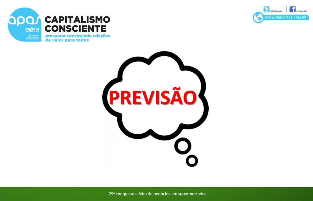 Afinal, previsão é algo muito difícil de fazer, principalmente se for para o futuro Flavio Corrêa - Faveco