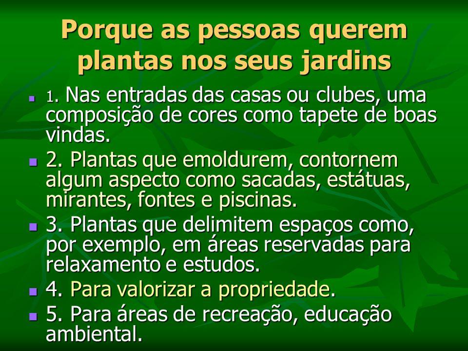 Arborização Urbana: diz respeito aos elementos vegetais de porte arbóreo, dentro da cidade.