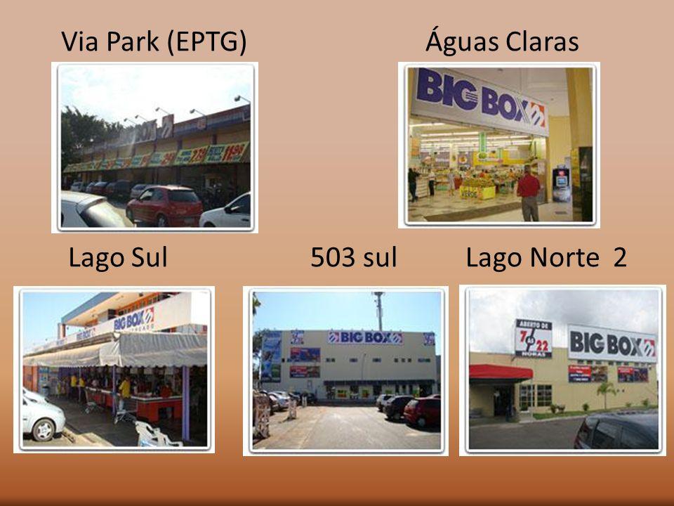 Via Park (EPTG) Águas Claras Lago Sul503 sul Lago Norte 2