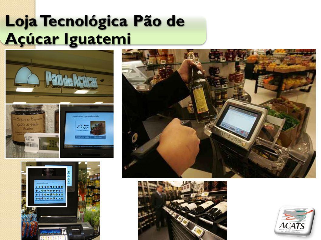 Loja Tecnológica Pão de Açúcar Iguatemi