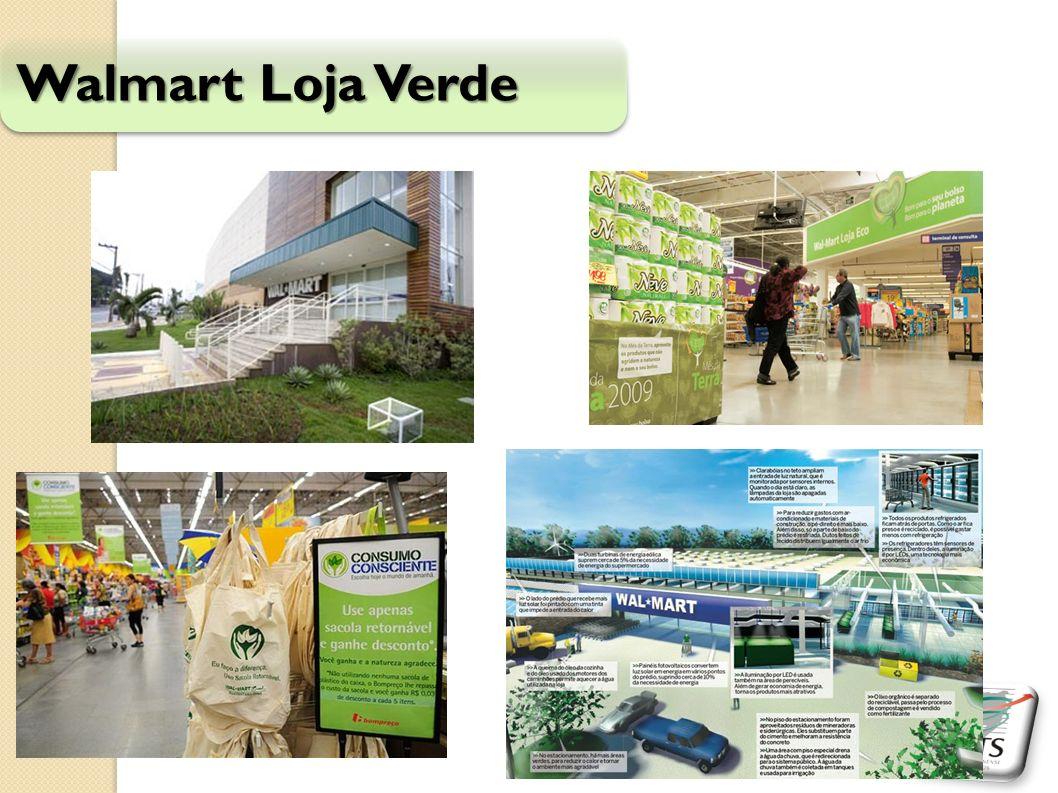 Walmart Loja Verde