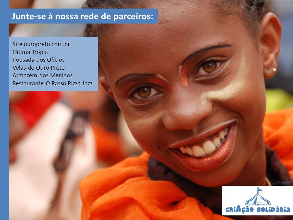Site ouropreto.com.br Fátima Tropia Pousada dos Ofícios Velas de Ouro Preto Armazém dos Meninos Restaurante O Passo Pizza Jazz Junte-se à nossa rede d