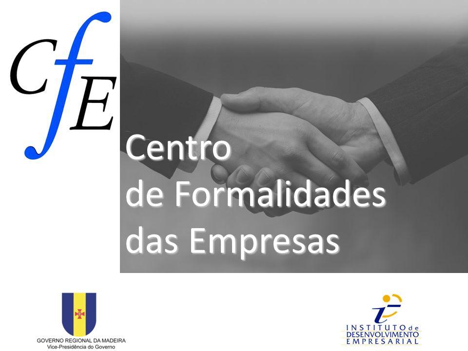 Enquadramento Geral Funchal Decreto-Lei nº 55/97, de 08 de Março (institui os CFEs a título experimental em Lisboa e Porto) Decreto-Lei nº 78-A/98 de 31 de Março (revoga o anterior D.L.