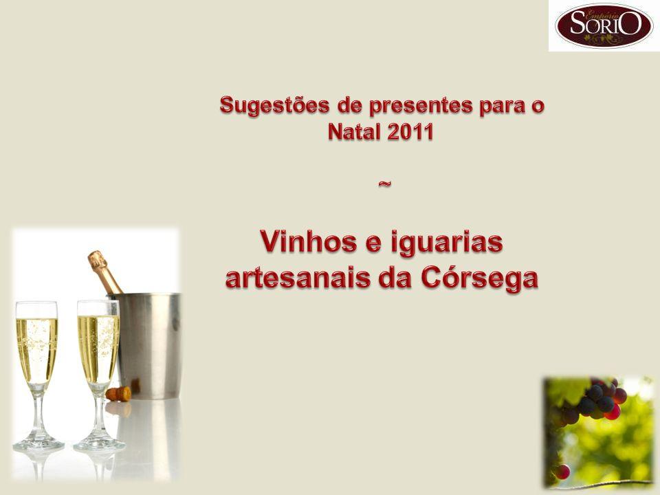 Sobre o Empório Sorio O Empório Sorio é a primeira e única importadora no Brasil a se dedicar com exclusividade a vinhos e alimentos da Ilha da Córsega, França.