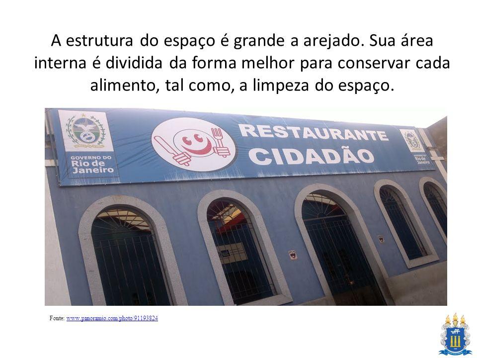 O cardápio é feito pelas nutricionistas assistentes, aprovado pela nutricionista chefe e enviado a SEASDH para aprovação e publicação no site da prefeitura de Campos-RJ.