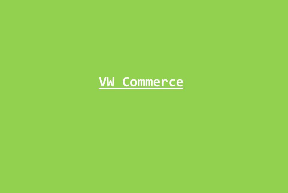 VW Commerce