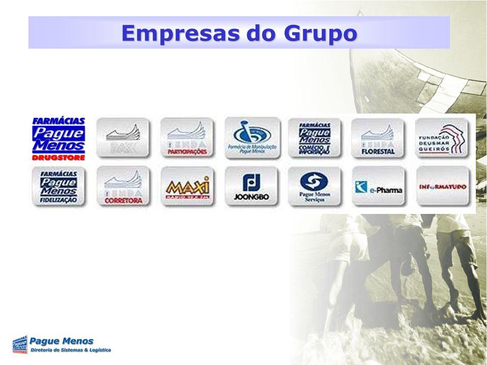 Fundada em 1981 com Matriz em Fortaleza-CE; 210 lojas no Norte, Nordeste e Sudeste do Brasil.