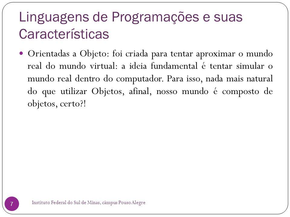 Instituto Federal do Sul de Minas, câmpus Pouso Alegre 8