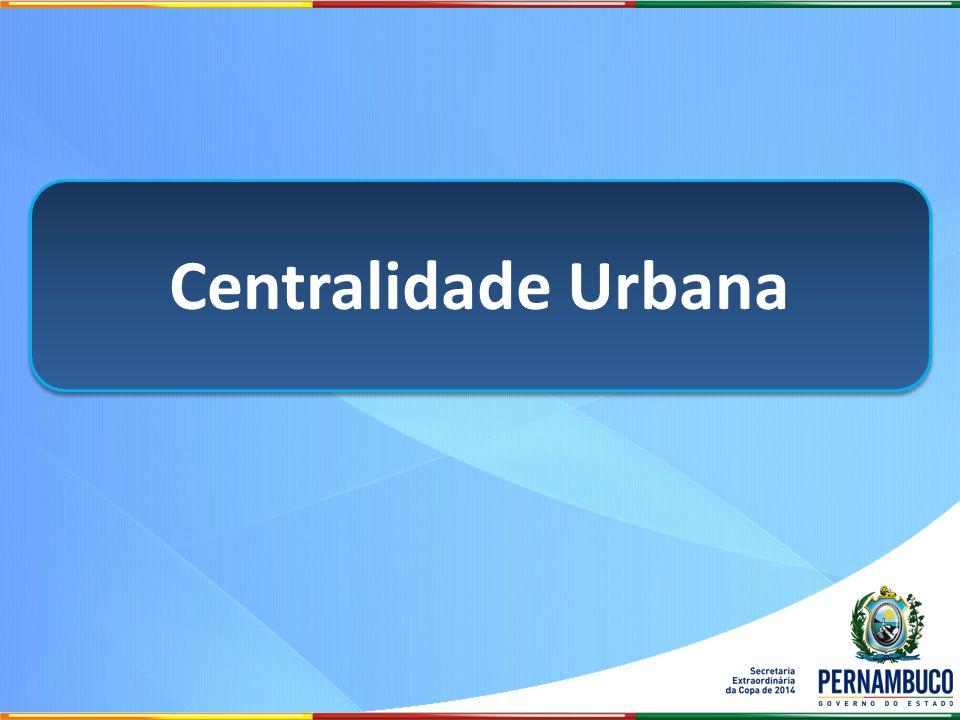 Itamaracá POPULAÇÃO RMR – 3,65 milhões, com densidade de 1.600 hab/Km²; Municípios conurbados (Recife, Olinda, Jaboatão, Paulista, Camaragibe) – 3,0 milhões, com densidade de 3.333 hab/Km², o que corresponde a 84% da RMR.