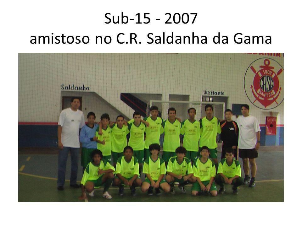 Copa Gremetal sub-11 -2008