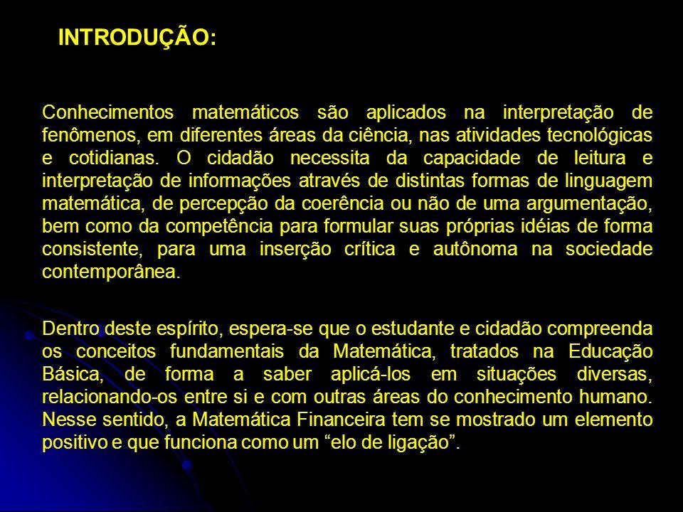 14) Uma loja oferece uma mercadoria a vista por 400 reais ou então em duas parcelas iguais de 220 reais (para 30 e 60 dias).