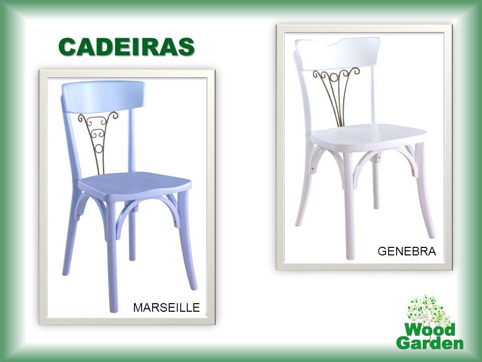 CADEIRAS MARSEILLE GENEBRA