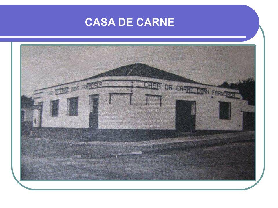 CASA DE CARNE