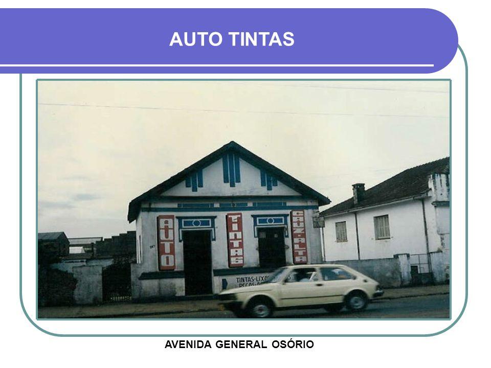 AVENIDA GENERAL OSÓRIO AUTO TINTAS