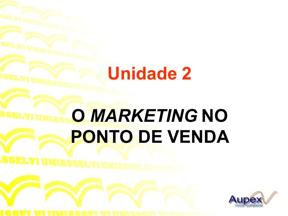 4 As Técnicas de Merchandising 4.1 Comunicação Banner: bandeirola.