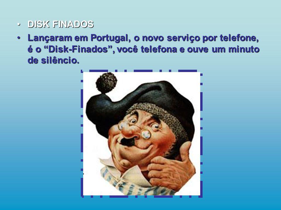 CONFIANÇA Essa aconteceu num quartel de Lisboa. O Joaquim estava dando guarda quando se aproxima um jipe com um soldado. Ele aponta o fuzil para a cab