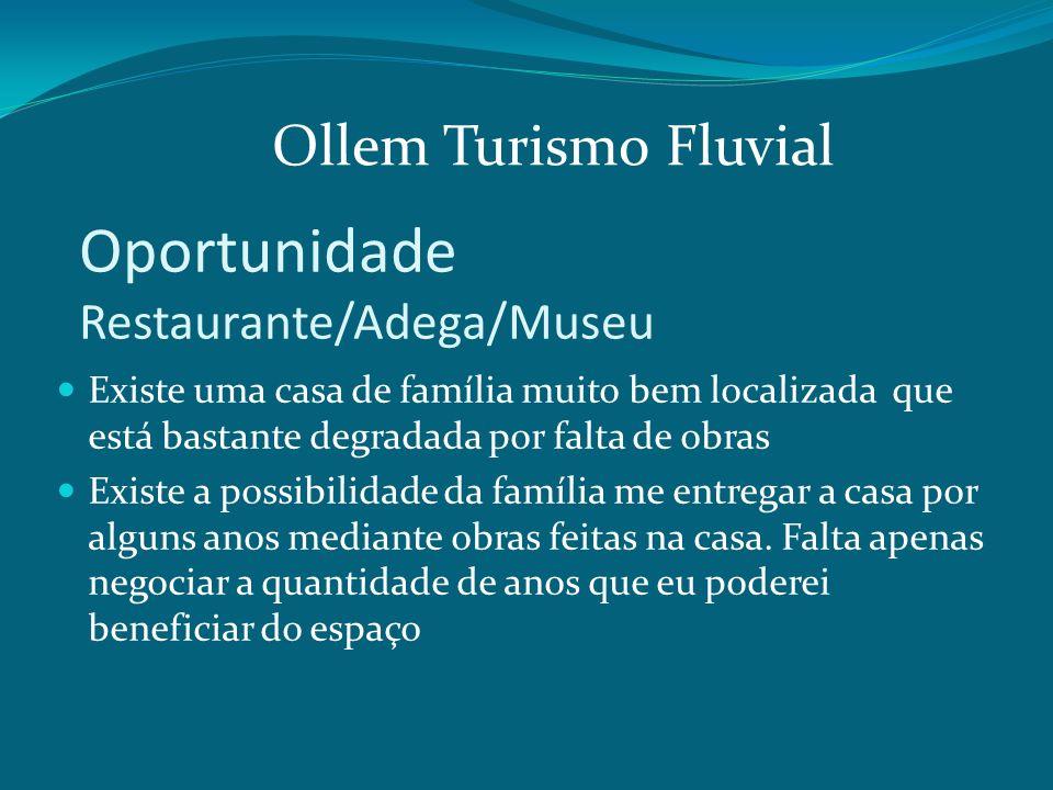 Oportunidade Restaurante/Adega/Museu Existe uma casa de família muito bem localizada que está bastante degradada por falta de obras Existe a possibili