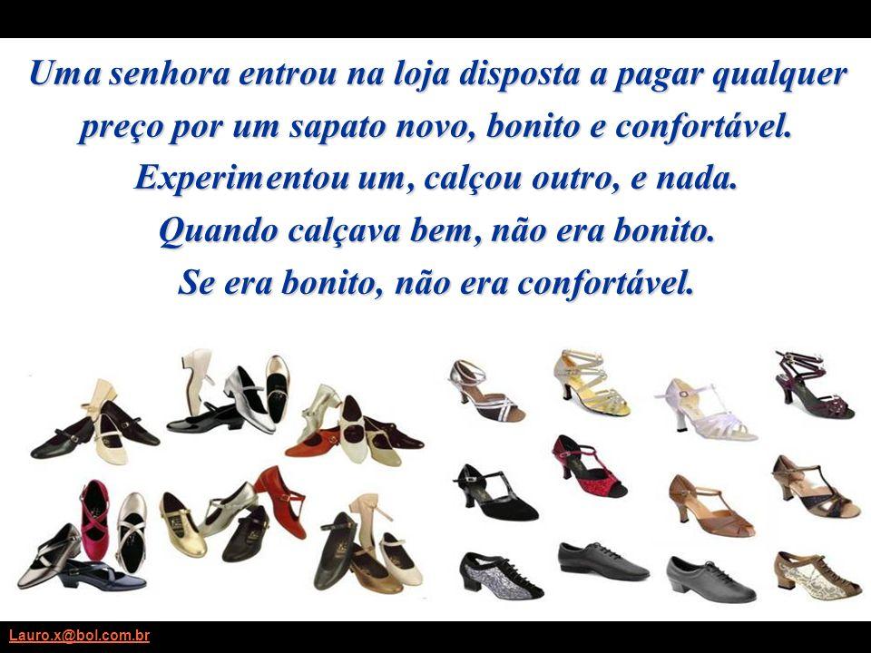 Sapatos & Amigos Lauro.x@bol.com.br