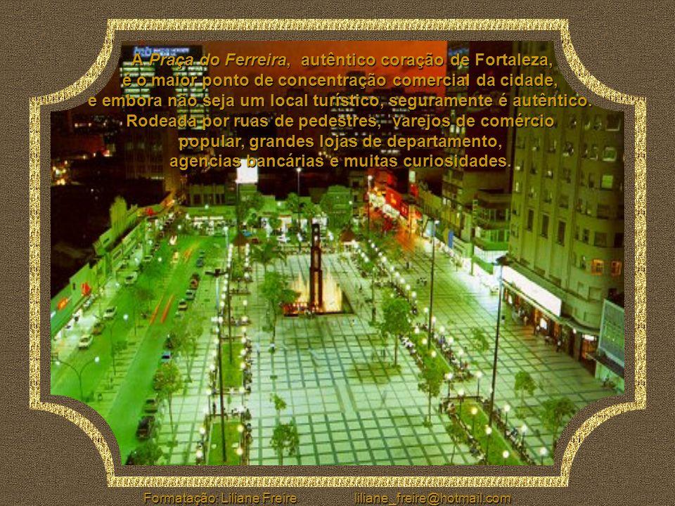 Formatação: Liliane Freire liliane_freire@hotmail.com Crepúsculo na praia do Mucuripe