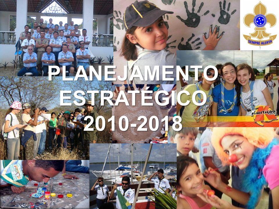 PLANEJAMENTO ESTRATÉGICO 2010-2018