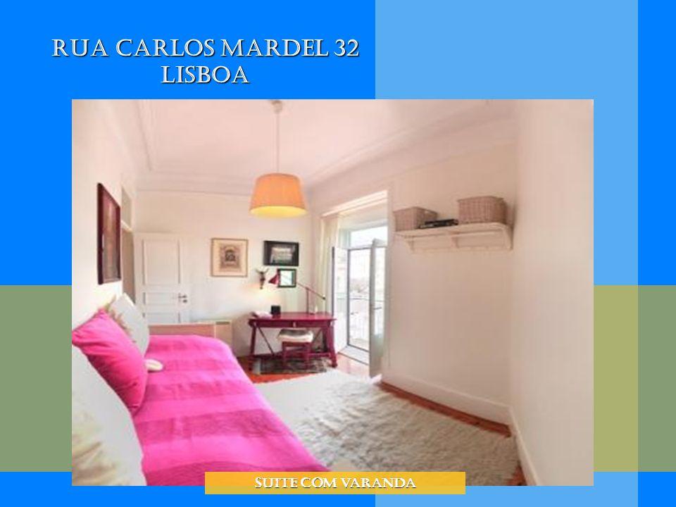 Rua Carlos Mardel 32 Lisboa Suite com varanda