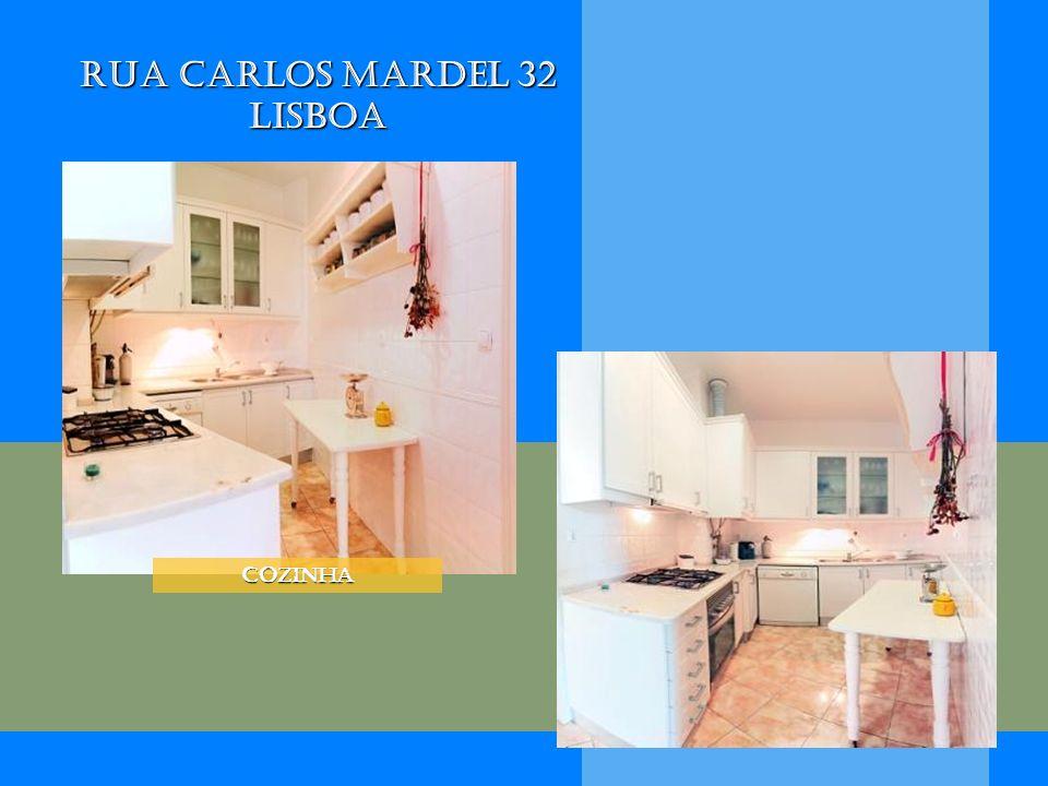 Rua Carlos Mardel 32 Lisboa Cozinha
