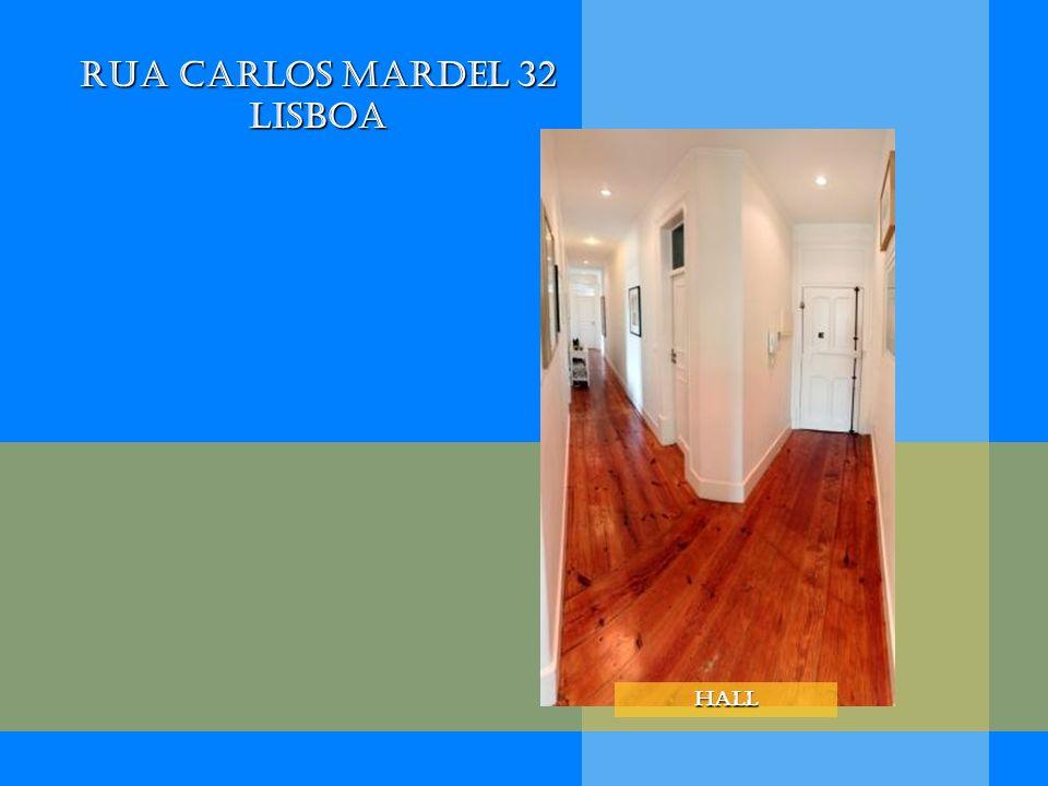 Rua Carlos Mardel 32 Lisboa hall