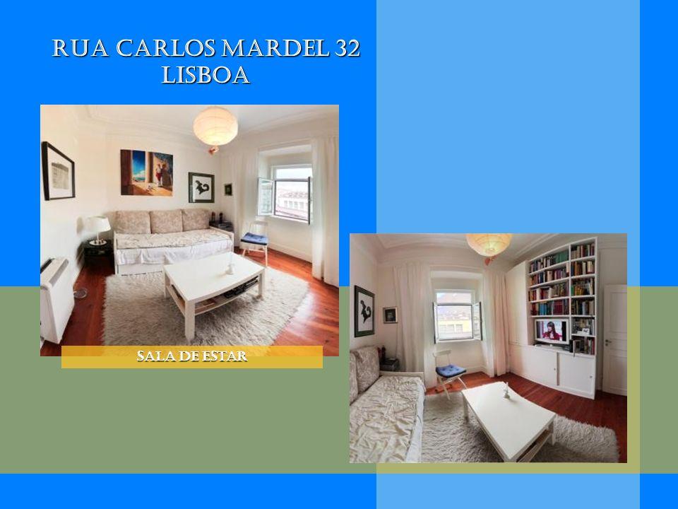 Rua Carlos Mardel 32 Lisboa Sala de estar