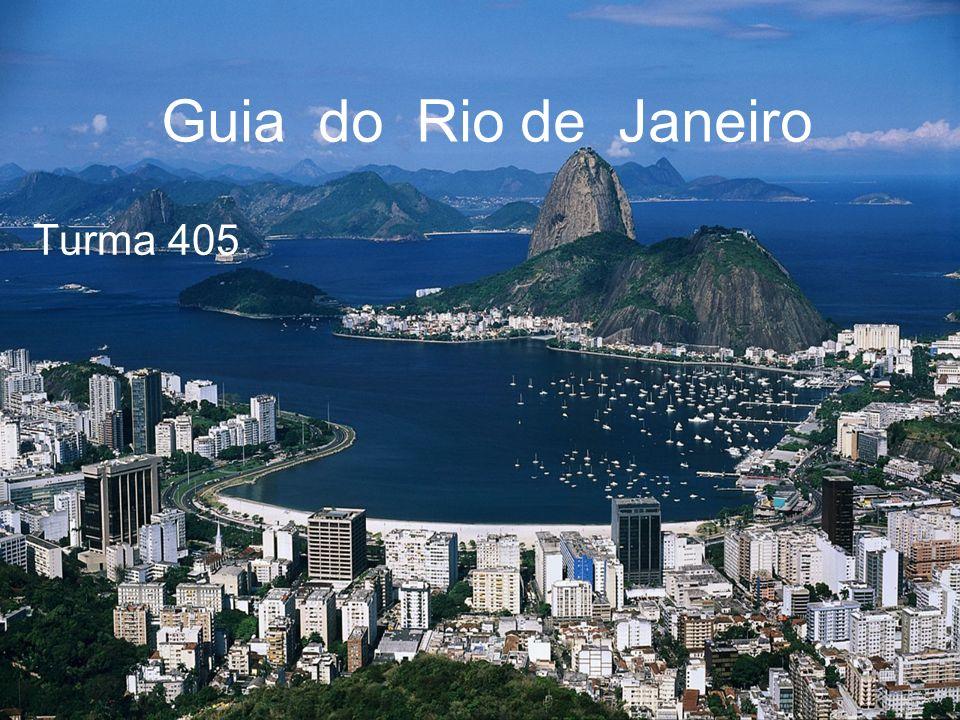 Guia do Rio de Janeiro Turma 405