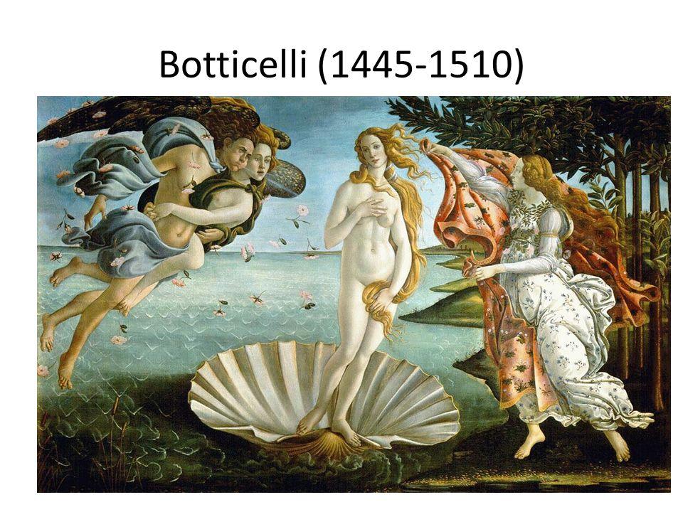Botticelli (1445-1510)