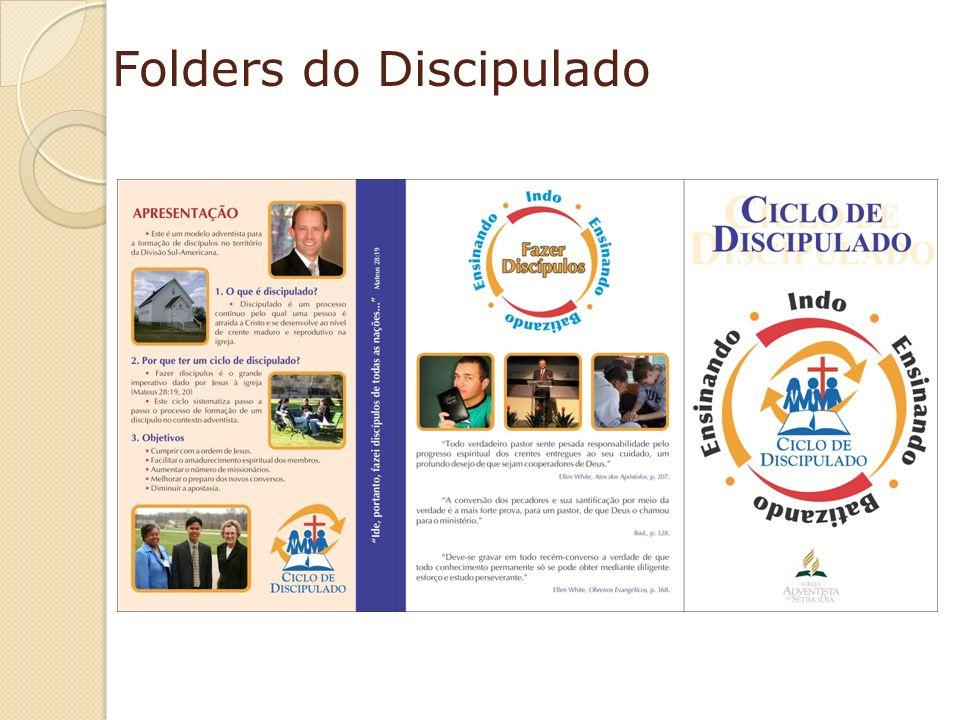 Folders do Discipulado
