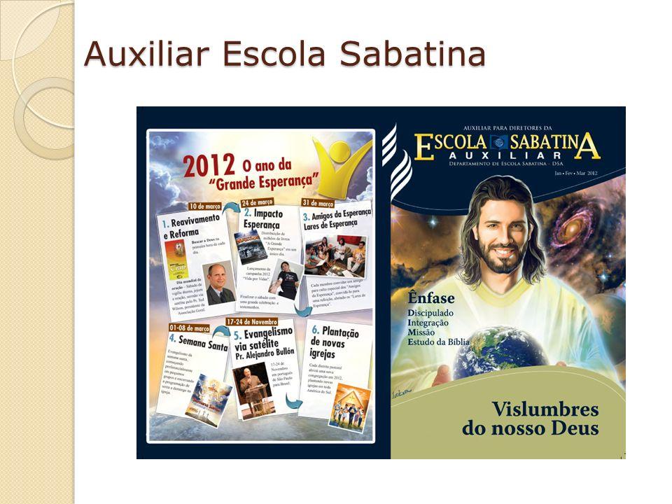 Auxiliar Escola Sabatina