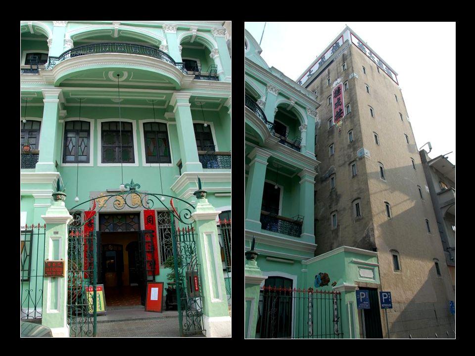 -- Instituto Cultural, Praça do Tap Seac -- Cultural Affairs Bureau, Tap Seac Square